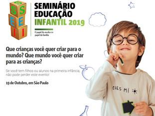 Seminário de Educação Infantil 2019