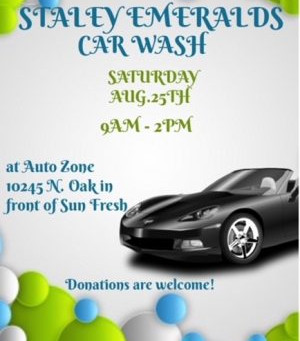 Staley Emeralds Car Wash