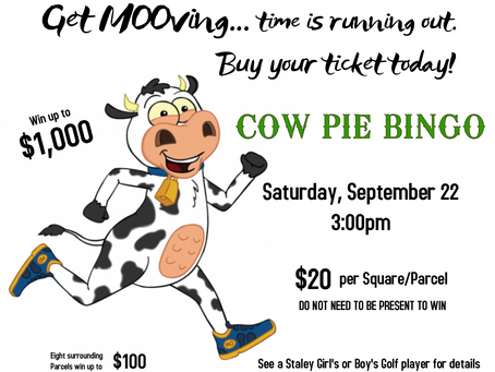 Cow Pie Tickets Are Still Available