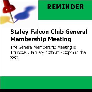 FC General Membership Meeting