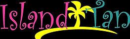 Island Tan Salon & Spa Logo Transparent