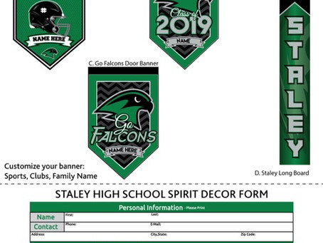 On Sale Now – Staley Falcon Spirit Decor Offered by Emeralds