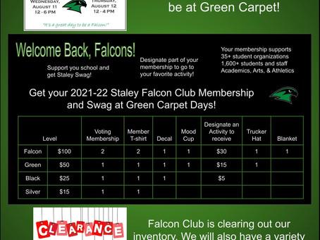 Green Carpet Days