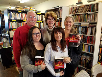 Mystery Author Autumn Doerr on Promoting Your Book, Part 10 Book Stores