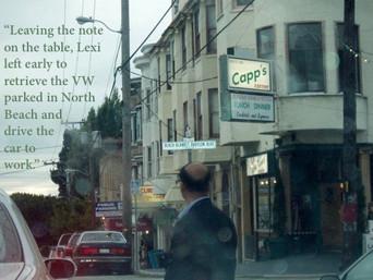 Author Autumn Doerr's San Francisco Love Letter