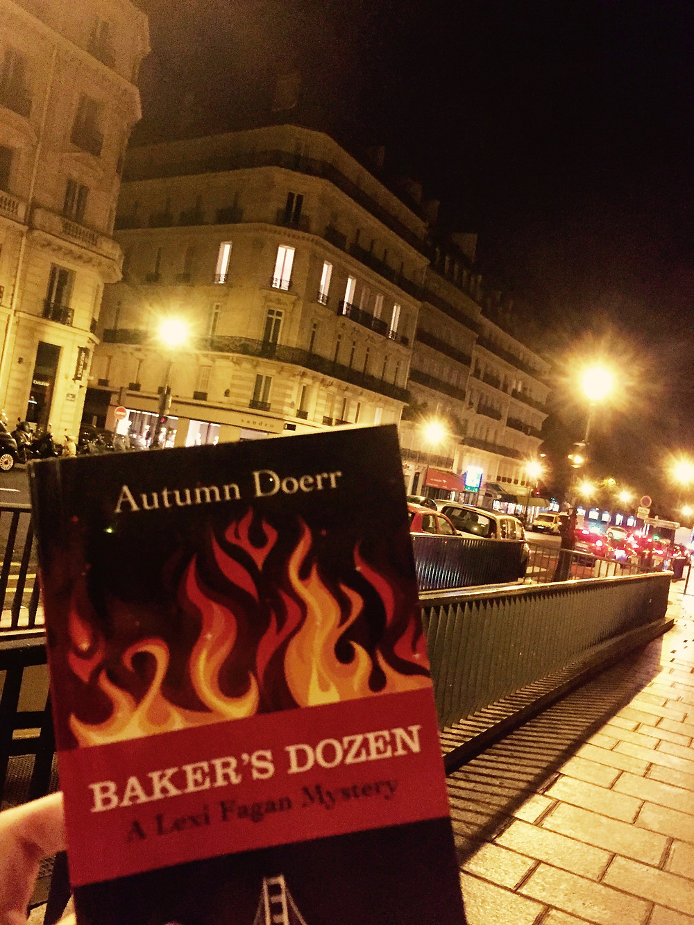 Paris, Book Promotion, Marketing your book