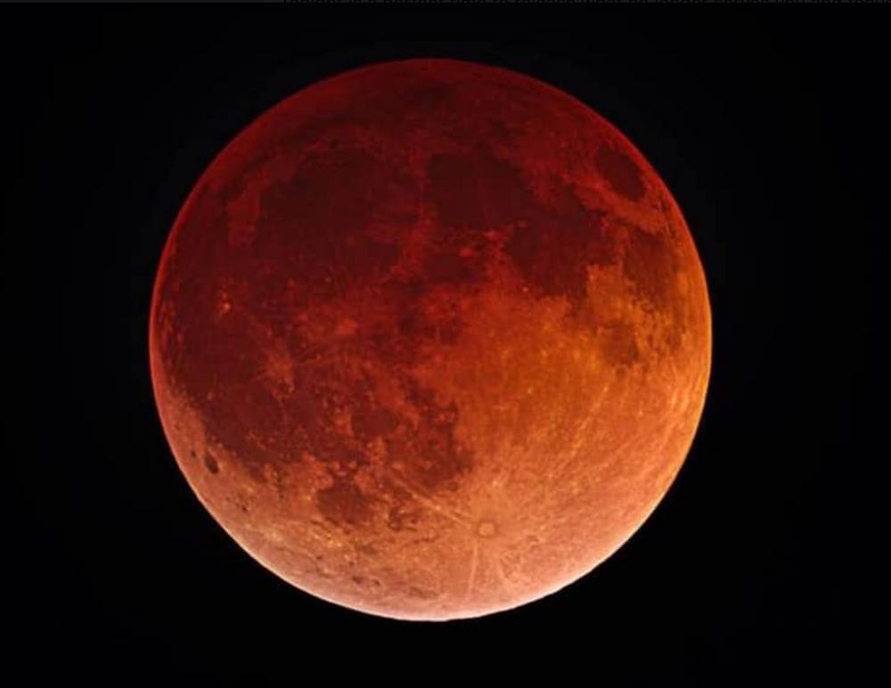 New Full Moon January 20, 2019