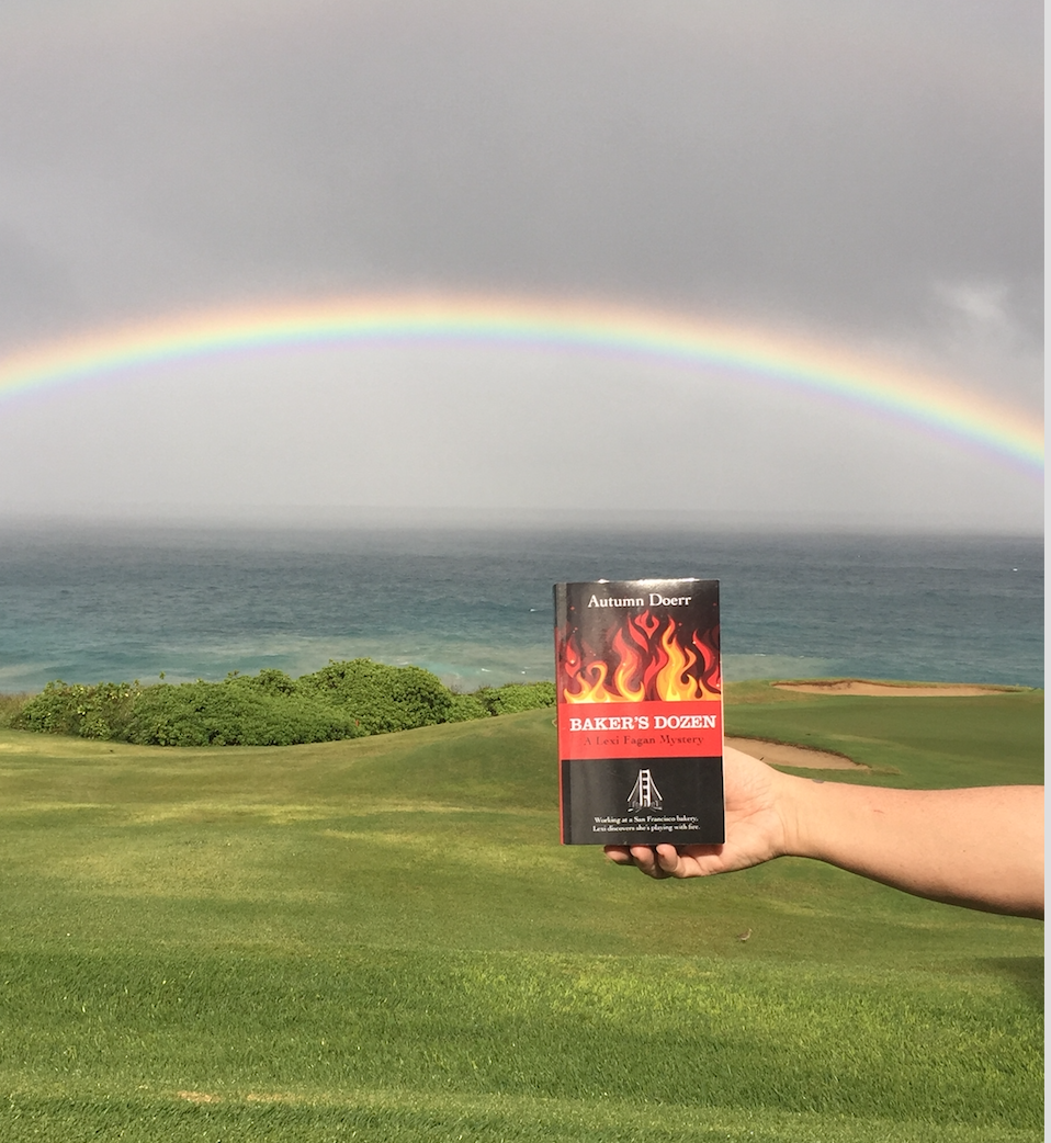 Hawaii, Market your Book, Book promotion