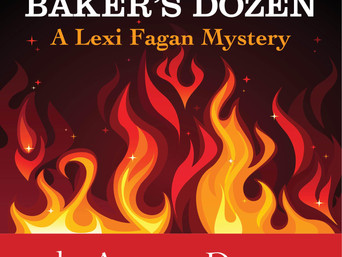 "Audio Book of Mystery Author Autumn Doerr's ""Baker's Dozen"" Available Mid-October!"