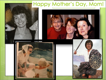 Happy Mother's Day: There Would Be No Me Without You