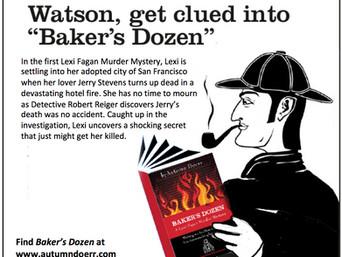 Author Autumn Doerr Ad