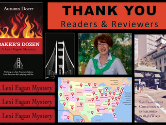Mystery Author Autumn Doerr on Promoting Your Book, Part 5 Advertising