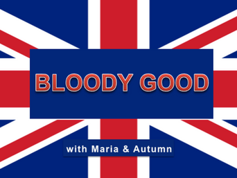Mystery book author Autumn Doerr Bloody Good podcast in development!