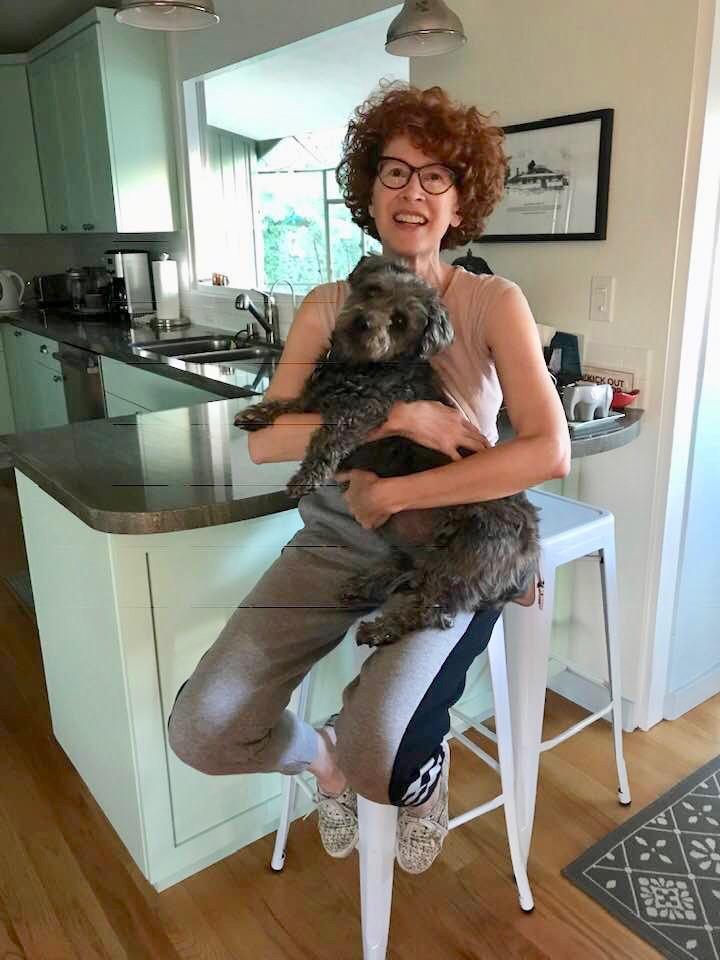 Autumn Doerr with Stella Sue