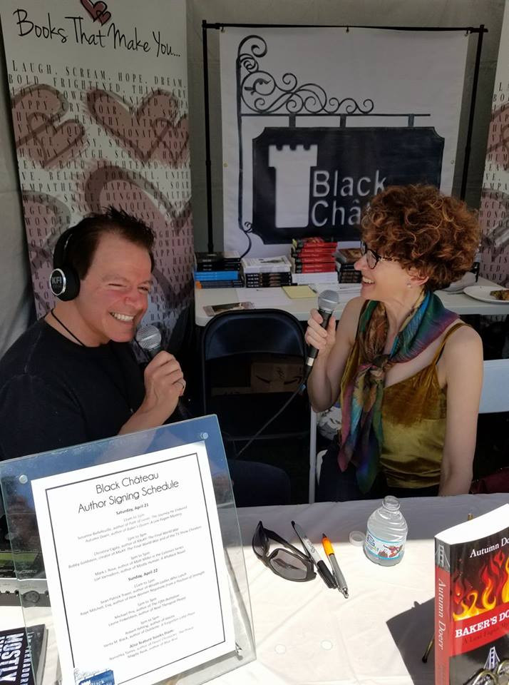 LA Festival of Books, Baker's Dozen Mystery, Cozy Mystery