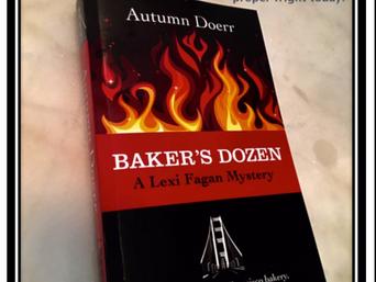 Mystery Author Autumn Doerr: Halloween Fun