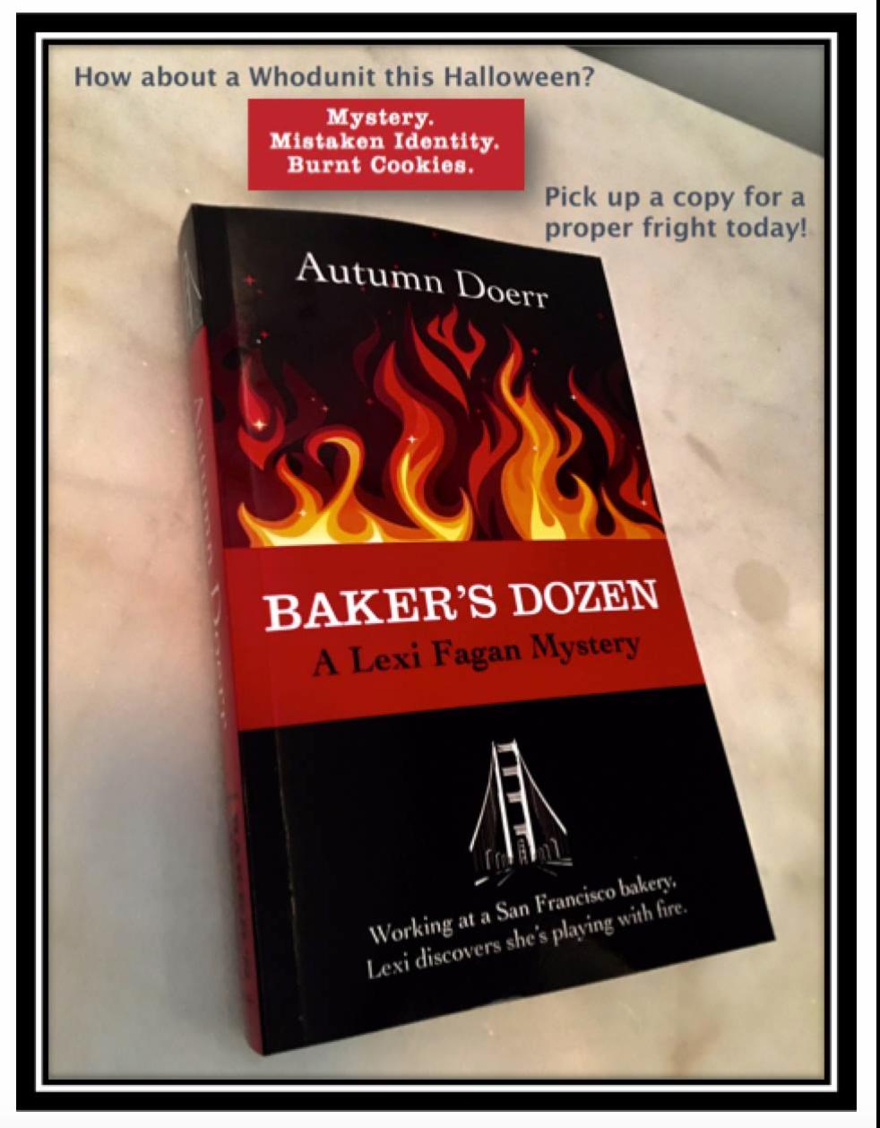 Mystery Book Baker's Dozen by Autumn Doerr