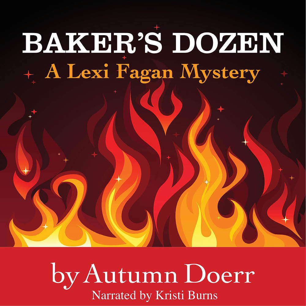 Autumn Doerr Baker's Dozen audible Mystery book