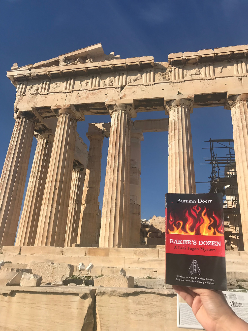 Greece, Promote Your book, Marketing Your Book