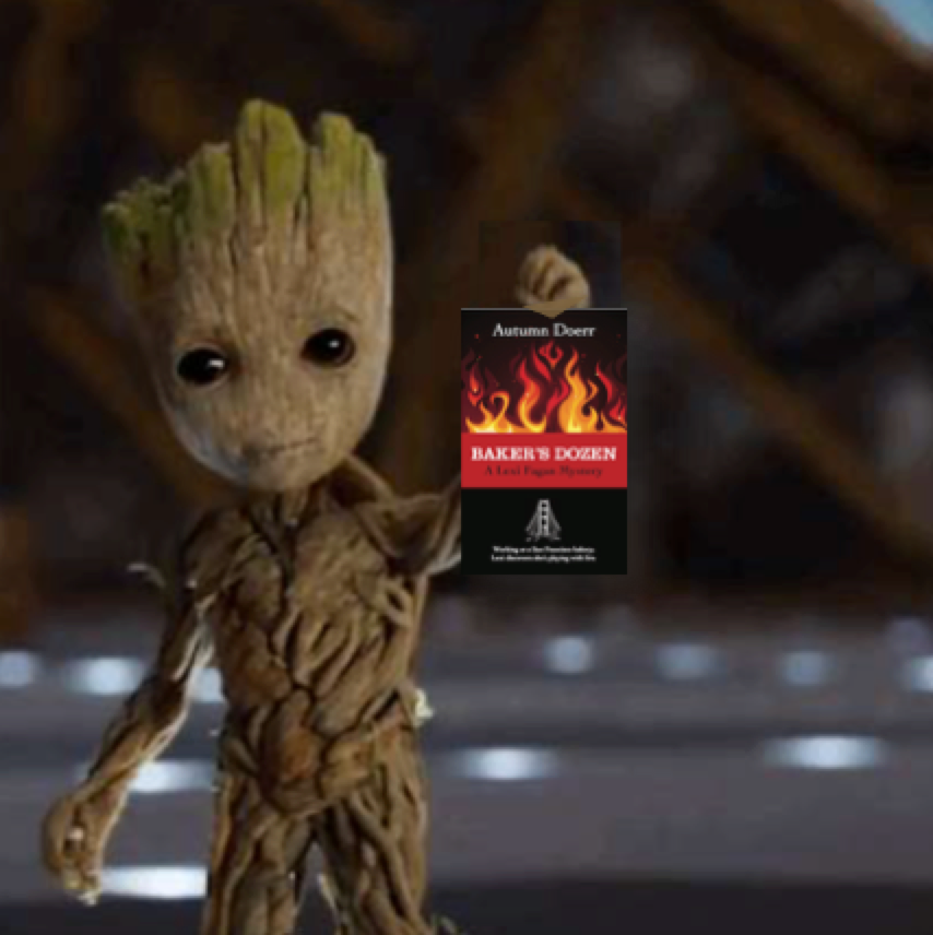 Baker's Dozen in Outer Space with Groot