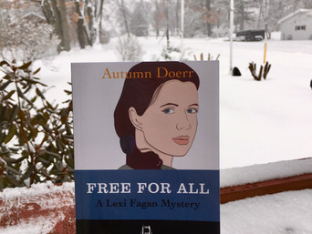 Author Autumn Doerr: Holiday Season is Upon Us