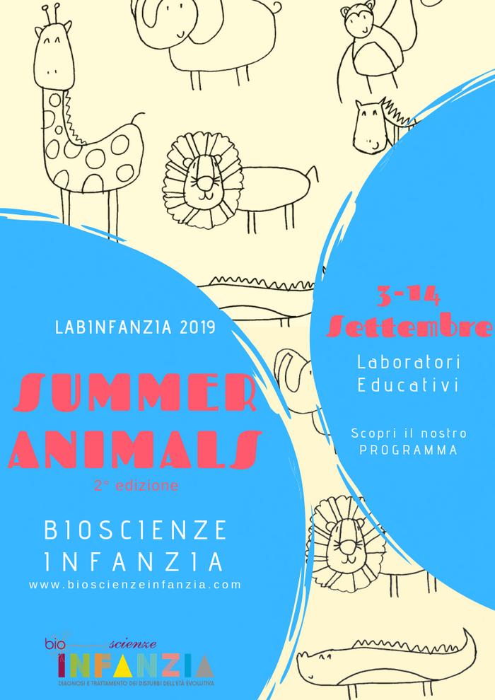 SUMMER ANIMALS 2° EDIZIONE
