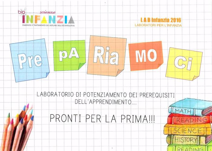 LABORATORIO PRE-PA-RIA-MO-CI