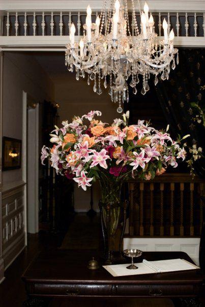 flowers at brunswick manor