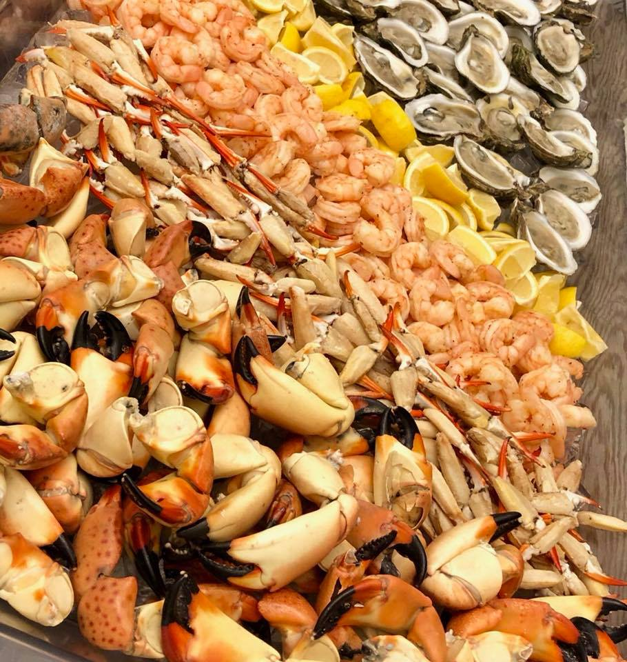 seafood galore