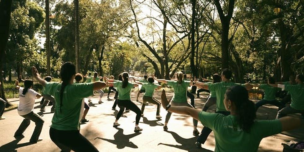 Curso de formação em Xiang Gong - Treinamento Perfumado