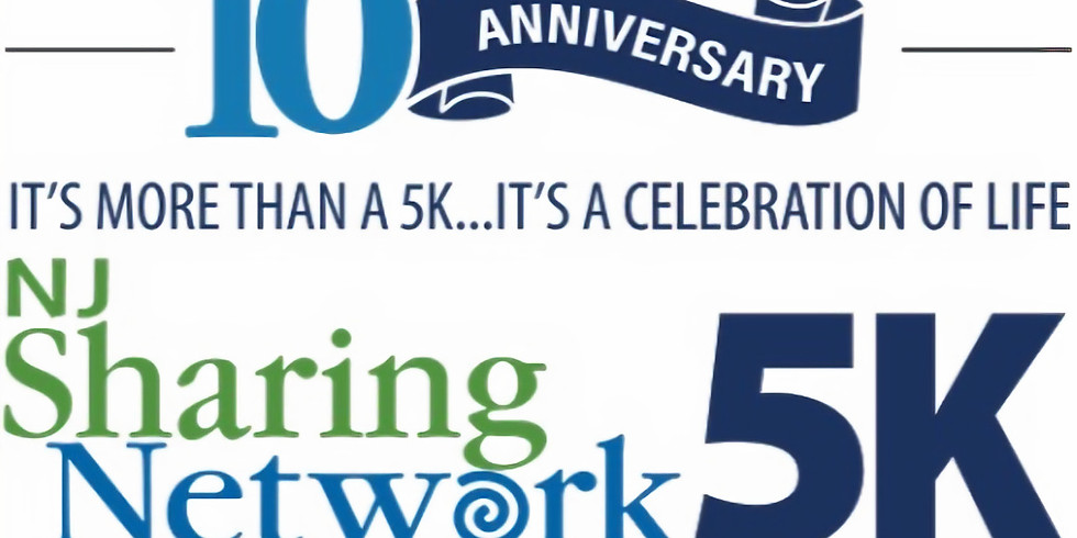 The Sharing Network 5k @ The Transplant Games