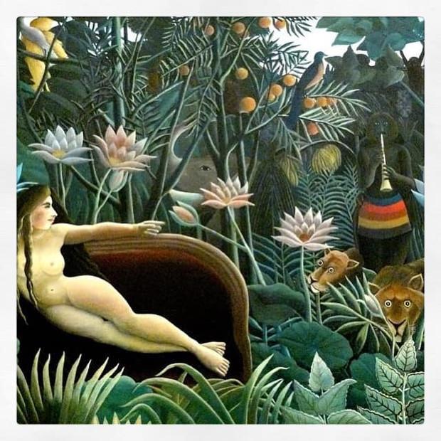 Le Rêve, Douanier Rousseau