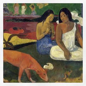 Arearea, Gauguin