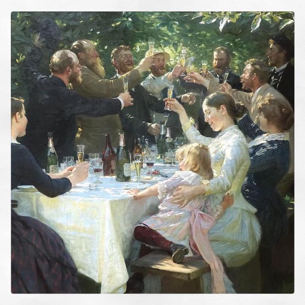 Hip, Hip, Hourra! Krøyer