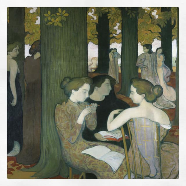 Les Muses, Maurice Denis