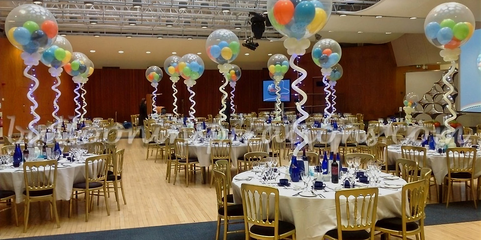 Our Annual Awards Dinner Party