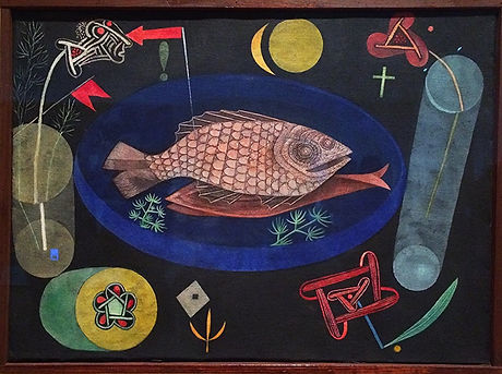 copie-peinture-klee-poisson