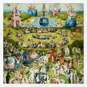 Le Jardin des Délices, Bosch