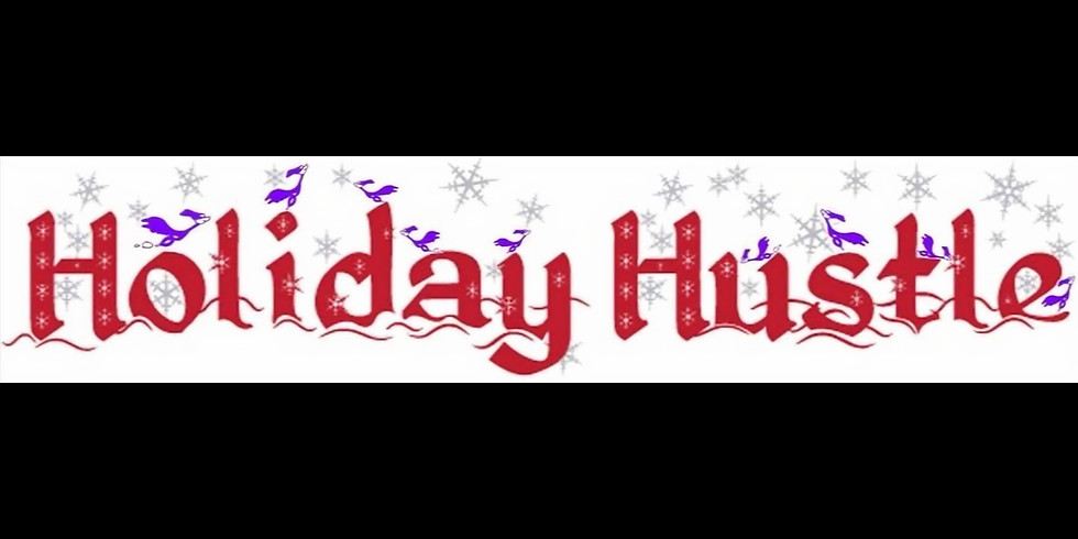 CRRC Special Edition Virtual Club Holiday Hustle Race 12/24-12/28