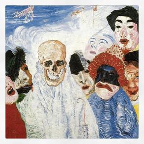 La mort et les masques, Ensor