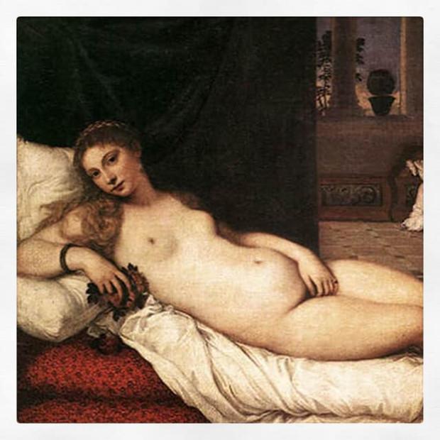 Vénus d'Urbino, Titien