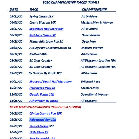 2020 USATF-NJ Championships