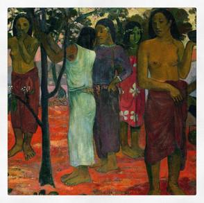 Nave Nave Mahama, Paul Gauguin