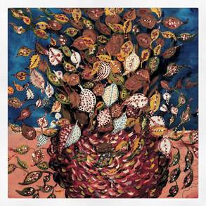 Le bouquet de feuilles, Seraphine