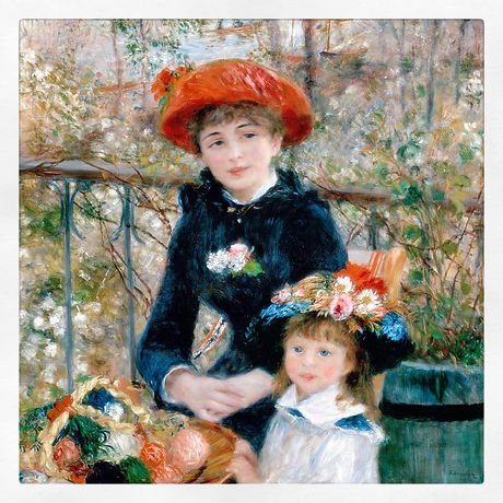 Copie de tableau Renoir