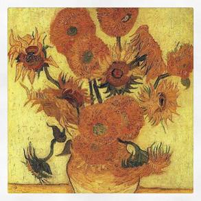 Les Tournesols, Van Gogh