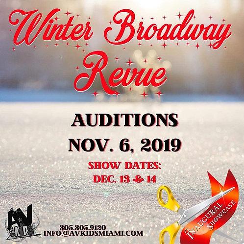 Winter Revue Session
