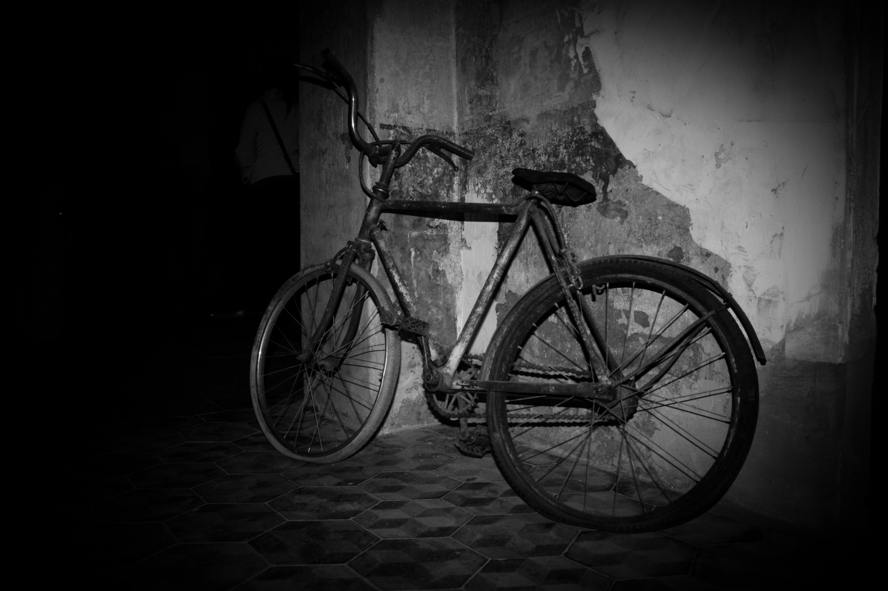 Ghost Bike - Eden Mothel