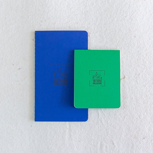 Palm Books - Blue & Green (Pack of 2)