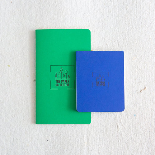 Palm Books - Green & Blue (Pack of 2)